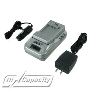 DIGITAL CAMERA BATTERY CHARGER : CH9107