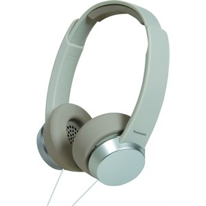 PANASONIC HEADPHONES RPHXD3W WHITE
