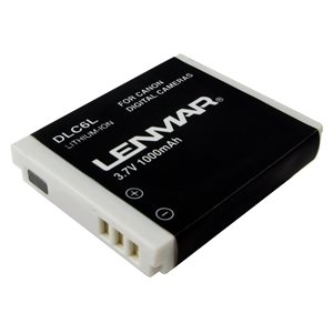LENMAR CANON NB-6L REPLACEMENT BATTERY BY LENMAR