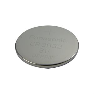 LENMAR REPLACES CR3032 LITHIUM COIN BATTERY