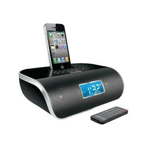 ISOUND DREAMTIME PRO FM CLOCK RADIO FOR IPHONE AND IPOD