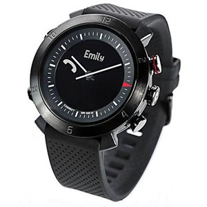 COGITO WATCH CLASSIC BLACK ONYX