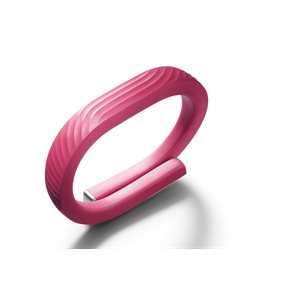 Bracelet Jawbone UP24 ''Fitness Tracker'', large - rose corail
