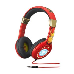 EKIDS iM-140 IRONMAN HEADPHONES