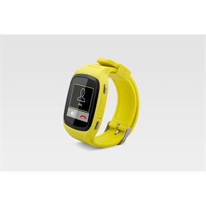 MYKRONOZ ZESPLASH - SMART WATCH - YELLOW