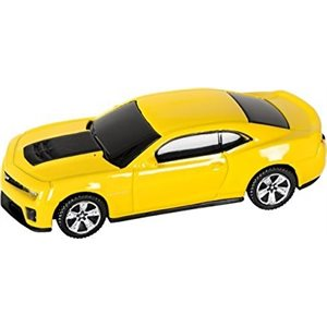 8GB USB CHEVROLET CAMARO YELLOW AUTODRIVE