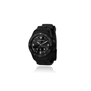 MYKRONOZ ZECLOCK - SMART WATCH - BLACK