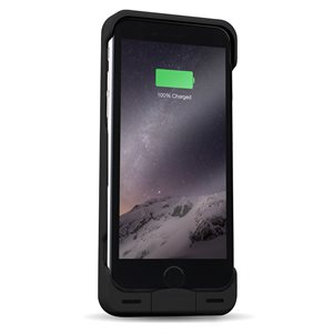 BUQU BATTERY CASE FOR IPHONE 6 - BLACK