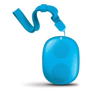 ISOUND Mini haut parleur sans-fil Bluetooth POP DROP - Bleu