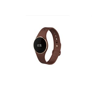 MYKRONOZ ZECIRCLE - ACTIVITY TRACKER - BROWN