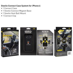 NITE IZE STEELIE CONNECT CASE SYSTEM FOR IPHONE 6