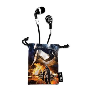 EKIDS STAR WARS LI-M15E7.FXV2  EPISODE 7 NOISE ISOLATING EARBUDS REFRESH