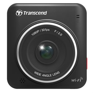 TRANSCEND DRIVEPRO 200 DASH CAMERA (SUCTION  MOUNT)