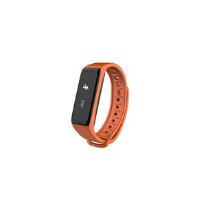 MYKRONOZ ZEFIT2 - FITNESS TRACKER - ORANGE/BLACK