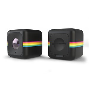 POLAROID CUBE+ HD LIFESTYLE ACTION VIDEO CAMERA /W WIFI - BLACK