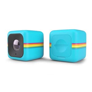 POLAROID CUBE+ HD LIFESTYLE ACTION VIDEO CAMERA /W WIFI - BLUE