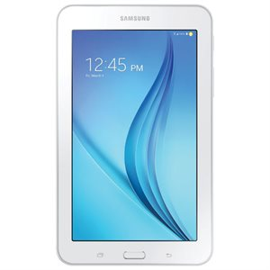 SAMSUNG GALAXY TAB E 7'' LITE 8 GB WHITE                                            END: 21 Feb 2019