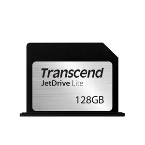 Carte d'expansion Transcend JETDRIVE Lite 360 de 128GO pour Retina Macbook Pro 15'' F2013/M2014/M2015