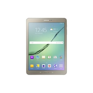 SAMSUNG GALAXY TAB S2 9.7 32GB - GOLD                                               END: 04 Apr 2019