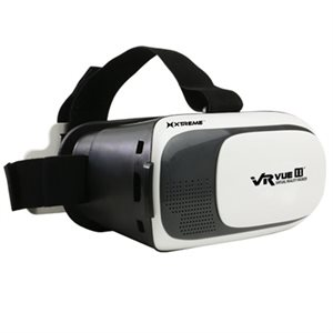 "XTREME 3 VR VIEWER FOR MOBILE PHONES FROM 3.5"" TO 6"" BLACK"