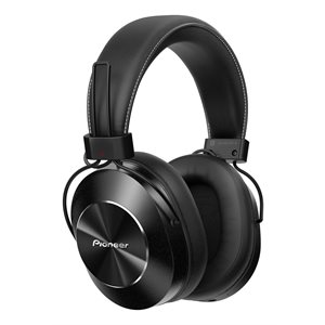 PIONEER SEMS7BTK OVER EAR BLUETOOTH HEADPHONE - BLACK