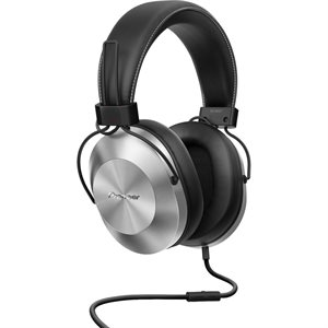 PIONEER SEMS5TS OVER EAR HEADPHONE - SILVER