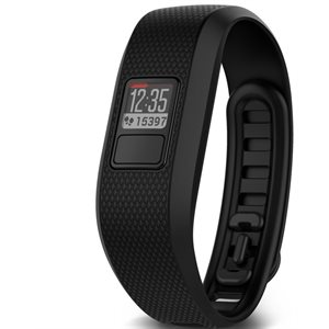 Garmin Vivofit 3, Worldwide, Black, Regular