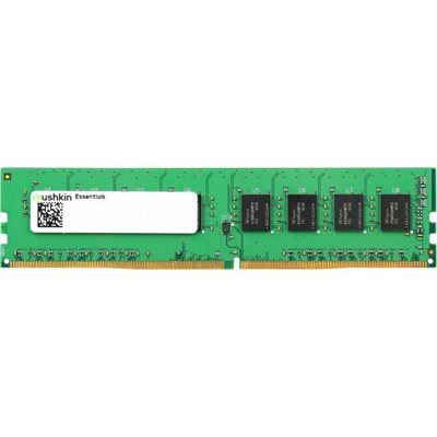 MUSHKIN ESSENTIALS 4GB DDR3 UDIMM 1333 MHZ PC3-10600 2RX8 1.5V