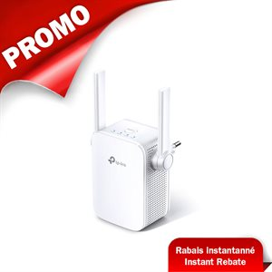 TP LINK RE305 AC1200 Wi-Fi Range Extender, Wall Plugged                             END: 31 Aug 2017