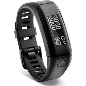 Garmin vívosmart® HR, Black (Regular)