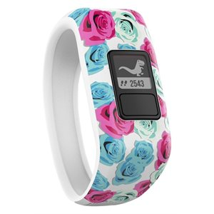 Garmin Vivofit jr., Real Flower