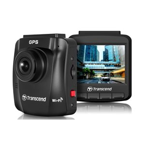 "TRANSCEND 16GB DRIVEPRO 230, 2.4"" LCD, WIFI WITH SUCTION MOUNT"