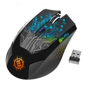 ACCESSORY POWER ENHANCE VOLTAIC WIRELESS GAMING MOUSE -  3500 DPI GX-M1w