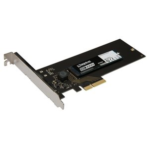 KINGSTON 480GB, KC1000 PCIE GEN3 X 4, NVME, (HHHL)
