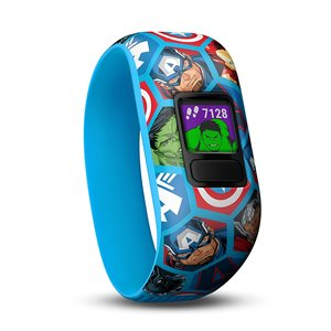 Garmin vivofit jr.2 Stretchy Avengers (4-7 yrs.old) **WW**