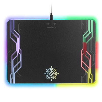 ENHANCE LED Gaming Mouse Pad