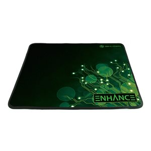 "ACCESSORY POWER ENHANCE Voltaic XL Fabric Mouse Pad - Features an extra large 12.6"" x 10.6""*Green*"