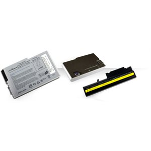 Axiom LI-ION 12-Cell Battery for Dell - 312-0079, 312-0296