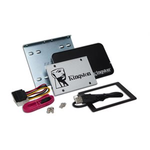 KINGSTON 120GB UV400 SSD COMBO BUNDLE
