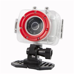 POLAROID XS9HD 720P HD SPORTS ACTION CAMERA- CLAMSHELL