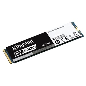 KINGSTON 480GB KC1000 PCIE GEN3 X 4, NVME (M.2 2280)