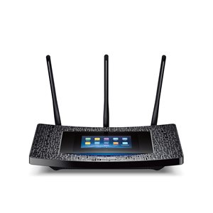 TP LINK RE590T AC1900 TOUCH SCREEN DUAL BAND WIRELESS ROUTER