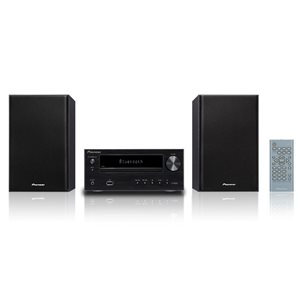 PIONEER XEM26 MICRO SYSTEM WITH BUILT-IN BLUETOOTH - BLACK