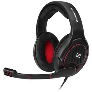 SENNHEISER GAMING HEADSET GAME ONE BLACK